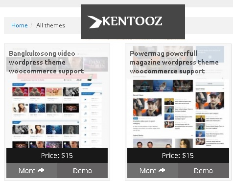 kentooz theme coupon