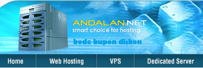 kupon andalan hosting
